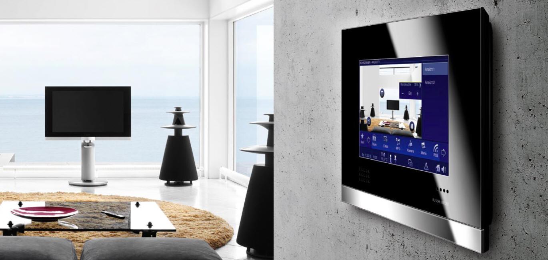 neue m glichkeiten der haussteuerung busch jaeger und. Black Bedroom Furniture Sets. Home Design Ideas