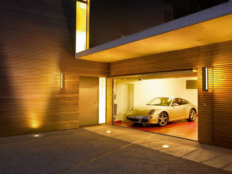 Gutes Licht für Garage und Carport | Voltimum