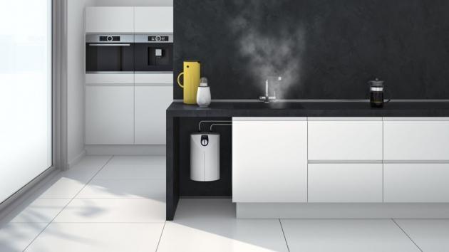 warmes wasser in der k che tipps f r die. Black Bedroom Furniture Sets. Home Design Ideas